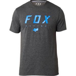 Fox Creative Tech T-Shirt Heather Black (Black, Small)