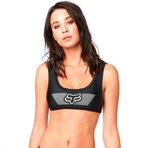 Fox Anderson Bikini Top (Black, Large)