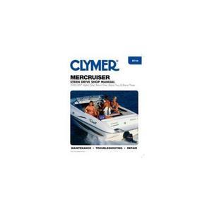 Clymer B744 Repair Manual