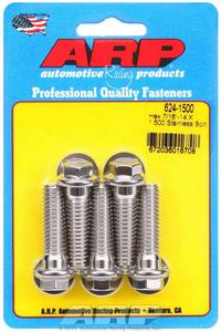 ARP Universal Bolt 7/16-14 in Thread 1.500 in Long Stainless 5 pc P/N 624-1500