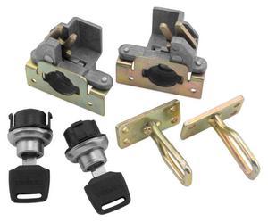 QuadBoss ATV Replacement Locks for Traveler Box (Locks Only) 358413