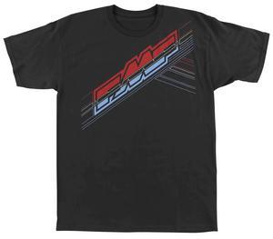 FMF Racing Slide T-Shirt (Black, Large)
