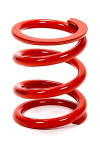 EIBACH 650 lb/in Spring Rate Red Bump Stop Spring Kit P/N 0225-200-0650
