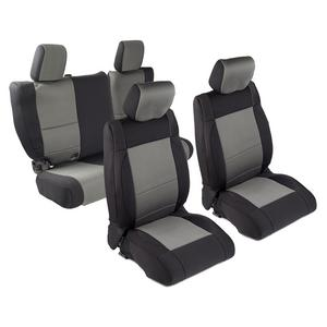 Smittybilt 471722 Neoprene Seat Cover Fits 08-12 Wrangler