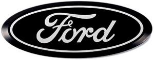 Putco 92500 Ford Official Licensed Product Emblem Set Fits 15-18 F-150