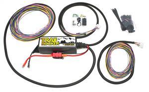 Painless Wiring 57005 Trail Rocker Relay Center Fits 07-15 Wrangler (JK)