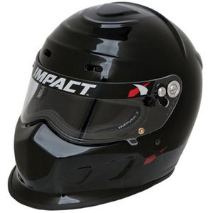 IMPACT RACING Small Black Champ Helmet P/N 13015310