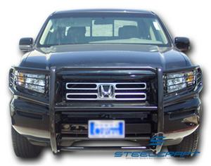 Steelcraft 55070 Grille Guard Fits 06-14 Ridgeline