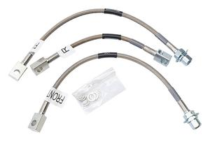 Russell 693020 Street Legal Brake Line Assembly Fits 94-95 Mustang