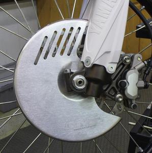 Devol 0104-2101 Disc Guard - Front