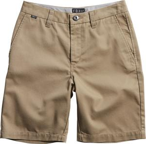 Fox Essex Youth Shorts Sand (Tan, 25)