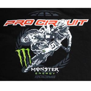 Pro Circuit Whipper T-Shirt (Black, XX-Large)