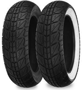 Shinko 87-4258 SR723 Scooter Front/Rear Tire - 110/70-12 W/W