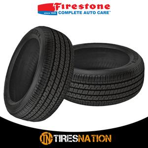 (1) Firestone Champion Fuel Fighter 225/70R16 103T Efficient Performance Tires
