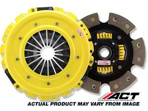 ACT (Advanced Clutch) ZX5-HDG6 HD Race Sprung 6 Pad Clutch Kit Fits 06-13 3 6