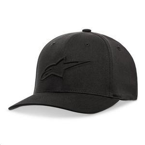 Alpinestars Ageless Emboss Hat (Black, Large - X-Large)