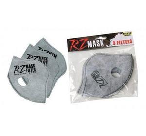RZ Mask Dusk Mask Replacement Filter - Regular Filter - XL Size (Gray, X-Large)