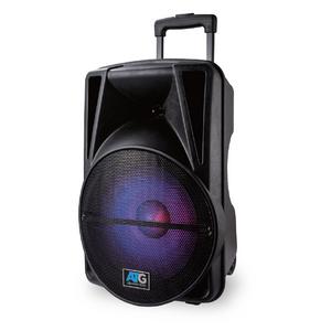 "ATGDJ15 15"" Portable Speaker System"