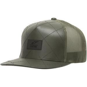 Alpinestars Criss Hat Army Green (Green, OSFM)