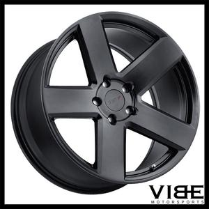 "20"" TSW BRISTOL BLACK CONCAVE WHEELS RIMS FITS INFINITI G35 COUPE"