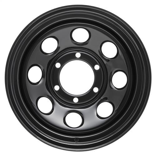 Pro Comp Wheels 97-5183 Rock Crawler Series 97 Black Monster Mod Wheel