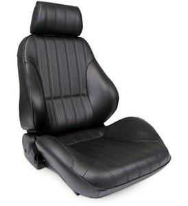 SCAT ENTERPRISES Reclining Rally 1000 Series Seat P/N 80-1000-51L-LEATHER