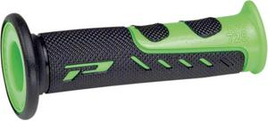 Pro Grip Molded Gel Grips Model 725EVO (Black/Green) 725EVO GNBKOE