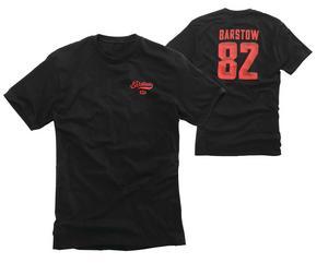 100% Barstow 82 T-Shirt (Black, X-Large)