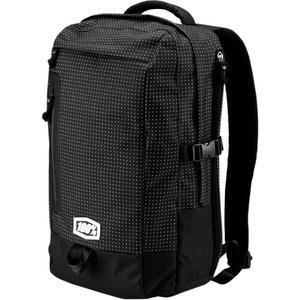 100% 01003-247-01 Transit Backpack - Black