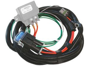 SPAL ADVANCED TECHNOLOGIES High Output Fan Wiring Harness Kit P/N FRH-HO