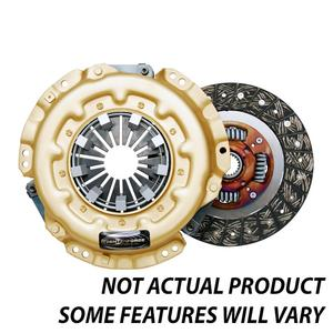 Centerforce CF500500 Centerforce I Clutch Pressure Plate And Disc Set; Size 9