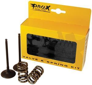 Pro X Steel Intake Valve & Spring Kit 28.SIS3407-2