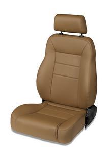 Bestop Trailmax II Pro Seat, Passenger side, Front - Jeep 1976-2006 CJ7, Wrangle