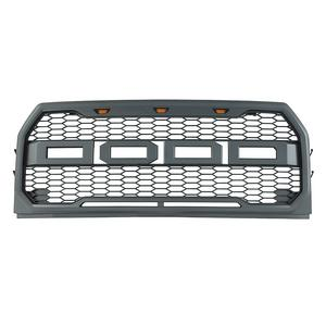 Paramount Automotive 41-0157 Raptor Style Packaged Grille Fits 15-17 F-150
