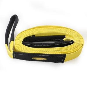 Smittybilt CC330 Recovery Strap 3 in x 30 Ft Rated 30000 lbs.