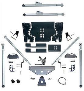 Rubicon Express RE7530 Tri-Link Upgrade Kit Fits 97-02 Wrangler (TJ)
