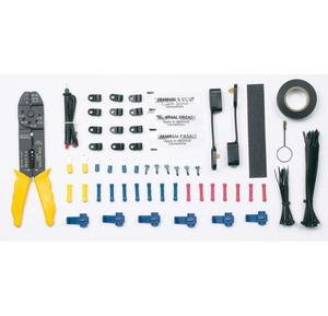 Hopkins Towing Solutions 51020 Towing Deluxe Electrical Accessories Kit w/ 100 Pieces