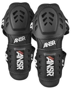 Answer Apex Youth Elbow Guards (Black, OSFM)