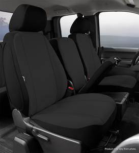Fia SP88-23 BLACK Seat Protector Custom Seat Cover