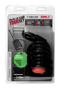 BOLT 6FT. CABLE LOCK GM CENTER CUT