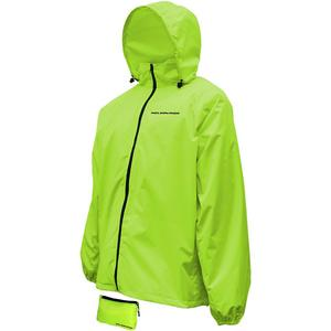 Nelson-Rigg Compact Pack Jacket Hi-Vis Yellow (Yellow, X-Large)