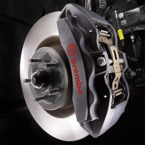 Ford Performance Parts M-2300-V Mustang Performance Pack 6 Piston Brake Kit