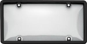 Cruiser Accessories 60510 Novelty Plate Bubble Shield/Frame Combo