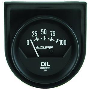 AutoMeter 2360 Autogage Mechanical Oil Pressure Gauge