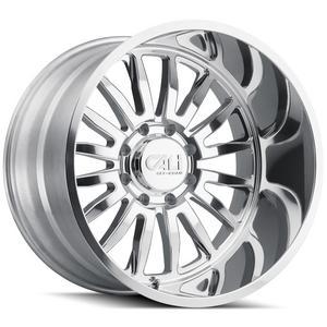 "Cali Off-Road 9110 Summit 20x12 6x135 -51mm Polished Wheel Rim 20"" Inch"