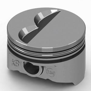 KB PERFORMANCE PISTONS 4.030 in Bore Small Block Chevy Piston 8 pc P/N KB134.030