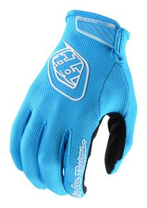 Troy Lee Designs Air Youth Gloves Light Blue (Blue, Large)