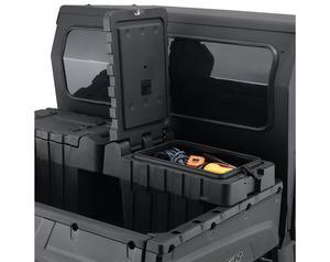2877033 Polaris Lock & Ride Single Cargo Box for 2011 - 2019 Ranger