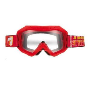 Ariete AAA 07 Line Youth MX Goggles (Red, OSFM)