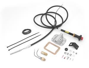 Alloy USA 450920 Differential Cable Lock Disconnect Kit Fits Cherokee Wrangler